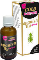 Hot-Spanish Fly Women Gold Strong 30Ml-Creams&lotions&sprays