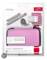 Speedlink 10-in-1 Starter Pakket Roze 3DS