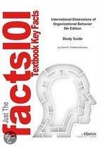 e-Study Guide for: International Dimensions of Organizational Behavior by Adler, ISBN 9780324360745