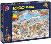Jan van Haasteren Op Het Strand - Puzzel