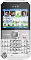Nokia E5-00 - Chalk White