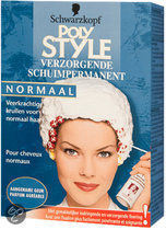 Schwarzkopf Poly Style Schuimpermanent Normaal