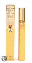 Yves Saint Laurent Volume Effect Faux Cils 001 High Density Black - Zwart - Mascara