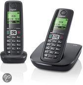 Gigaset A510 - Duo DECT telefoon - Zwart