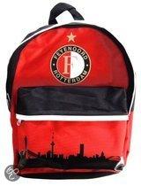 Feyenoord Rugzak skyline klein 26 x 35 x 11 cm