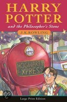 Harry Potter And The Philosopher's Stone (Children's Edition - Large Print)