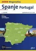 ANWB Wegenatlas Spanje/Portugal
