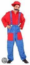 Super Mario met pet Maat 54