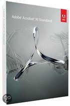 Adobe Acrobat XI Standard - Nederlands / Win