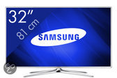 Samsung UE32F6510 - 3D LED TV - 32 inch - Full HD - Internet TV