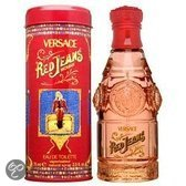 Versace Red Jeans for Women - 75 ml - Eau de toilette