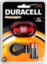 Duracell Achterlicht voor Fiets