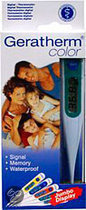 Thermometer Geratherm Color