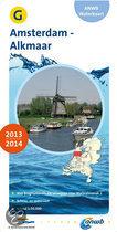 ANWB Waterkaart G / Amsterdam Alkmaar