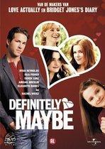 Cover van de film 'Definitely Maybe'