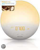 Philips HF3510 - Wake-up light - Wit
