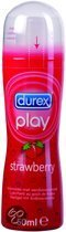 Durex Play Sweet Strawberry - 50 ml - Glijmiddel