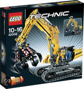LEGO Technic Graafmachine - 42006
