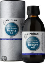 Viridian 100% Organic Ultimate Beauty Oil - 200 ml