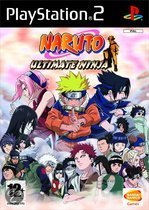 Foto van Naruto, Ultimate Ninja  PS2
