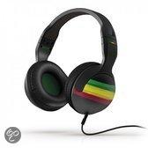 Skullcandy Hesh 2.0 Rasta - Over-ear koptelefoon - Zwart