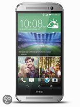 HTC One (M8) - Zilver