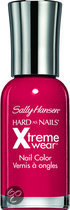 Sally Hansen Hard as Nails - 160 Cherry Red - Nailpolish