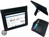 Sleeve met Stand voor de Empire Electronix M1009, Luxe Tablet Tas, Zwart, merk i12Cover