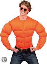 Muscle Shirt - Kostuum - Oranje