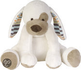 Happy Horse - Hond Doodle Ivoor Wit - Knuffel Groot