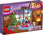 LEGO® Friends Adventkalender - 41040