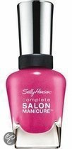 Sally Hansen Complete Salon Manicure - 530 Back to the Fuchsia - Nailpolish