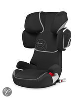 Cybex Solution X2-Fix - Autostoel - Charcoal - black