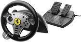 Thrustmaster Ferrari Challenge Racestuur + Pedalen PS3 + PC