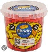 Q-Bricks Orange Mix 350