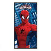 Strandlaken Spiderman - 70x140 cm