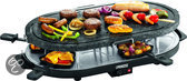 Princess Steengrill en Raclette Set Family 8 162251