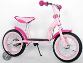 Yipeeh Loopfiets hello kitty roze