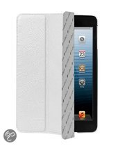 Melkco iPad Mini Leather Slim Cover - Wit