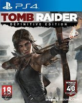 Tomb Raider (Definitive Edition)  PS4
