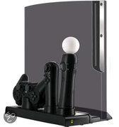Bigben Oplader Playstation Zwart PS3