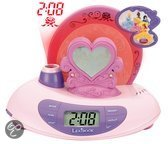Disney Princess Alarm Clock Projector with Radio
