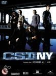 CSI: NY - Season 1 (deel 1-13) (Import)