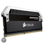 Corsair DDR3-2400 MHz Dominator Platinum Memory Kit - 32 GB / Zwart