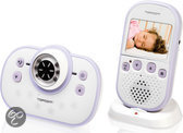 Topcom - Babyviewer 4100 Babyfoon - Wit