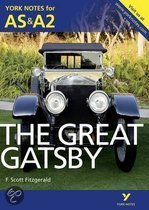 The Great Gatsby: York Notes for AS & A2