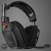 Astro A50 + Mix Amp Zwart  PC + Xbox 360 + PS3