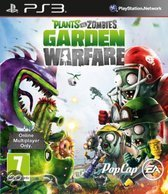 Plants vs Zombies, Garden Warfare  PS3