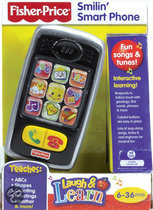 Fisher-Price Babytelefoon