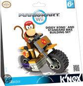 K'NEX Mario Kart Wii Bike - Diddy Kong